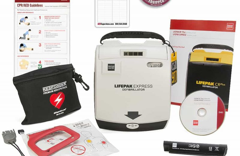 Physio-Control LIFEPAK EXPRESS OED Cihazı