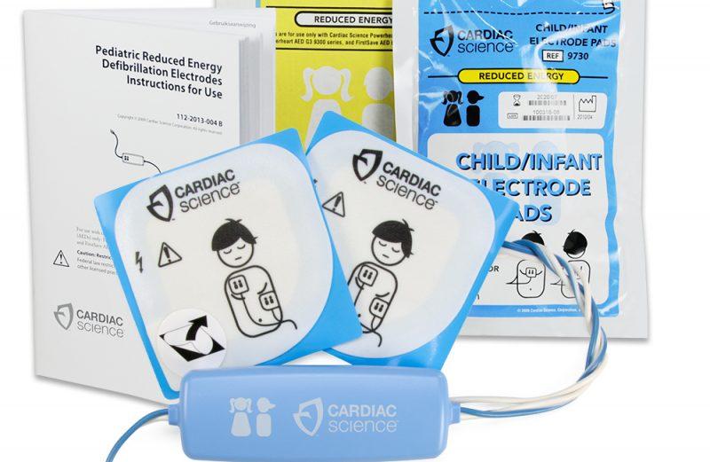 Cardiac Science OED Cihazı Elektrod Pedi [Çocuklar İçin]