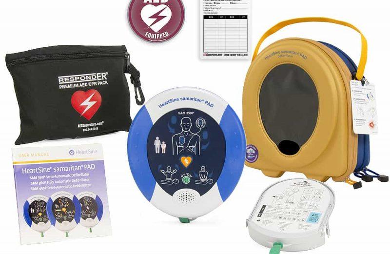 HeartSine Samaritan 360p OED Cihazı