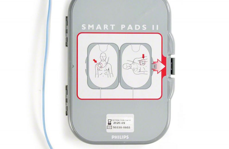 Philips FRx SMART Pads II OED Elektrod Pedi