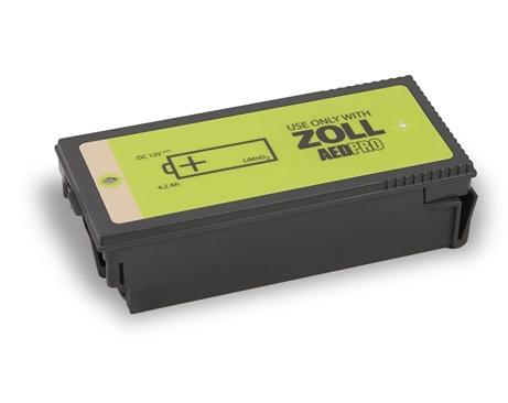 Zoll Pro OED Cihazı İçin Şarj-Edilemeyen Batarya